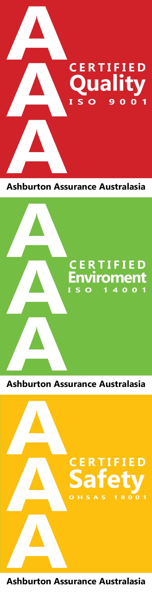 Why Choose Ashburton For Certification Australian Quality